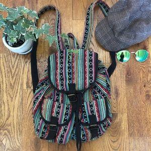Handbags - Boho Knapsack